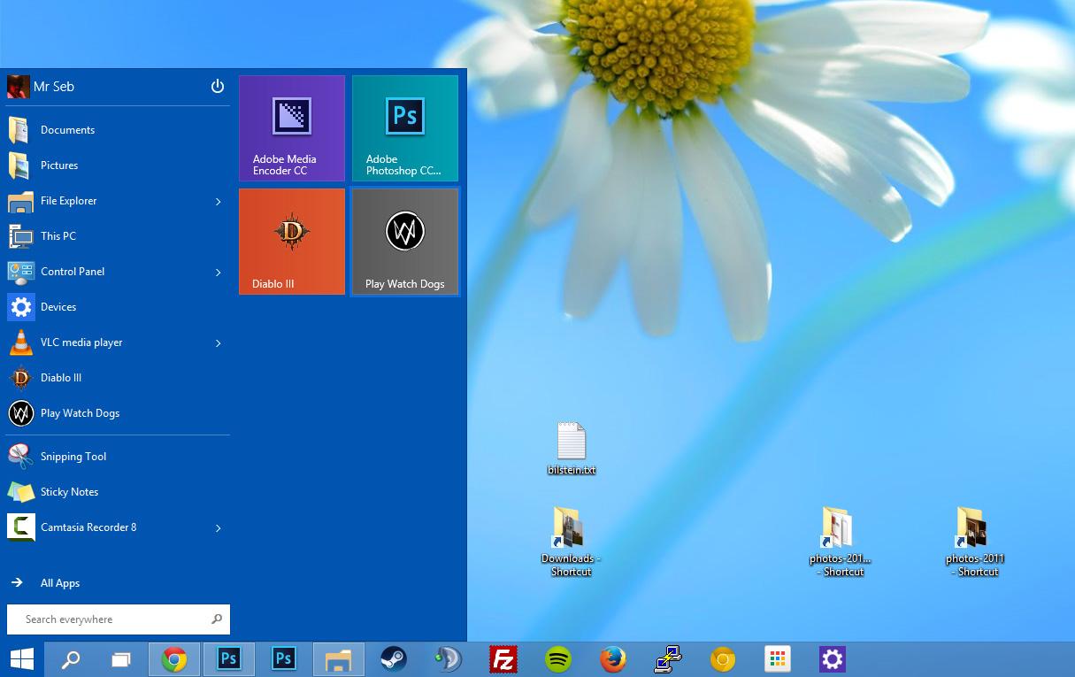 windows-10-start-menu-customised-live-tiles